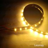 Alta 12V/14V luz de tira flexible blanca brillante de la C.C. SMD2835 LED