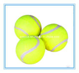 Neues Highquality Solid federnd Ball, Rugby Football Pet Ball Toy, Silicone Rubber Pet Toys für Dog