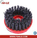 Balai de polissage de filament d'effet antique rond (autour de 130mm)