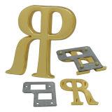 Modifiche del metallo della borsa dell'oro dell'OEM