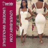 Madame Fashion robe de soirée d'usager de 2016 étés (L28019-2)