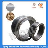 O anel de aço Peça-Inoxidável de reposição morre para o moinho da pelota