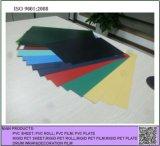 Undurchlässige Farbe steifes Belüftung-Plastikblatt