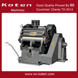파키스탄 Client Since 2012년을%s 물결 모양 Board Die Cutting Machine
