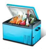 12/24V DC 압축기 30L 태양 소형 차 냉장고