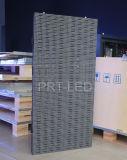 P8.928 풀 컬러 단계 배경을%s 옥외 발광 다이오드 표시 LED 커튼