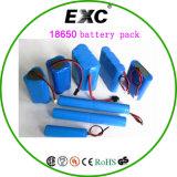 18650 4s3p batería Smartec Li-ion recargable 14.8V 4s