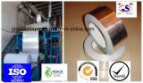Nastro del condotto del di alluminio con il documento della versione del silicone
