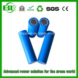 batterie Li-ion de 3.7V 2600mAh 18650 Battery Cylindrical pour le pack batterie de Customzied