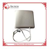 Lettore Integrated di frequenza ultraelevata RFID di iso 18000-6c mpe Gen2 12dBi 2m