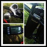 Bicicleta elétrica gorda a pilhas 500W 48V do lítio