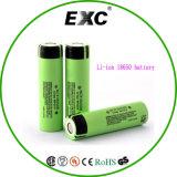 Hoge Batterij 18650 van de Lossing de Batterij van het Lithium voor Flitslicht