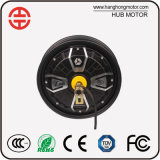 72V C.C électrique Wheelhub&#160 ; Motor&#160 ; avec la batterie