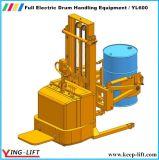 Completa eléctrica de acero del tambor rotador Yl600