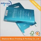 Caja de embalaje de papel cosmética de encargo (QYZ009)