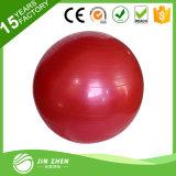 Esfera de Pilate da esfera da aptidão do exercício com a esfera da massagem da bomba com bomba