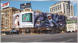 PVC Film (200dx300d 18X12 300g) de PVC Flex Banner de Frontlit