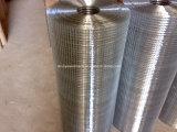 Engranzamento soldado mergulhado/eletro galvanizado quente de fio
