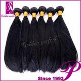 卸し売り毛の拡張はまっすぐに、安いブラジルの毛の束振る