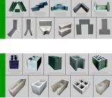 Maquinaria pequena do bloco de cimento de Qtj4-40A