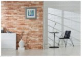Quarto do papel de parede de DIY/etiqueta Non-Toxic da parede da espuma 3D decoração interior