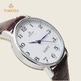 方法女性は腕時計の水晶偶然の腕時計71104を防水する