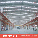 CE BV Aprobado prefabricadas Taller marco de acero