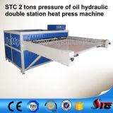 Großes Format-automatisches Öl-hydraulische Wärme-Presse-Maschine