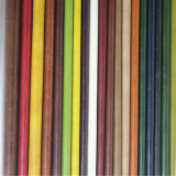 Cuero artificial Crumped de la cera del petróleo del modelo para la materia textil casera (498#)