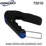 방수 연결관 (T5010)를 위한 CCTV 압축 공구