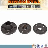 Les BS 4504 ajournent des brides de collet de soudure d'acier du carbone de D Pn16