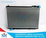 Алюминиевое экстренный выпуск радиатора для Nissan Infiniti'03-05 Fx45 Mt с пластичным баком