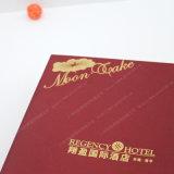 El rectángulo de papel para la caja de la luna, las especificaciones modificadas para requisitos particulares se valida, impresión colorida y los diseños más calientes