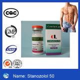Ormone steroide Bodybuilding Winstrol CAS 10418-03-8 di purezza di 99%