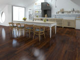 Vinile Plank 8.3mm E0 HDF Parquet Hickory Laminate Wood Wooden Flooring