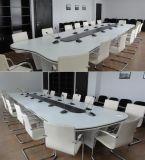 Singdenの会議室のマイクロフォンシステム(SM312)