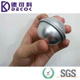 Подгонянная полая алюминиевая прессформа бомбы ванны половинной сферы