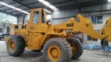 Rated-5ton-Log 160kw-Engine le tracteur à chenilles utilisé 3 par mètres cubes 966e attaquent le chargeur