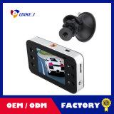 """Nuova K6000 automobile DVR 2.4 """" HD 720p registratore della macchina fotografica dell'automobile di Registrator di 100 gradi"""
