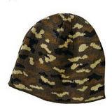 冬のGesign多彩なCamoの帽子の帽子
