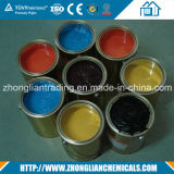 La goma del color de China para flexible hace espuma