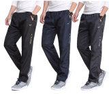 Pantaloni casuali 2016 di alta qualità su ordinazione della molla dell'OEM