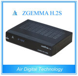 Твиновский дешифратор спутникового телевидения тюнера DVB S/S2 с H. 2s IPTV Zgemma