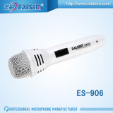 Microfono professionale del microfono dinamico bianco KTV del collegare