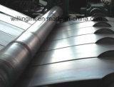 Machine de fente en acier galvanisée en métal de bobine de zinc en acier
