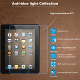 iPad를 위한 반대로 파란 명확한 강화 유리 스크린 프로텍터