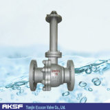 Rod esteso Brass Ball Valve in Stock in Exxon