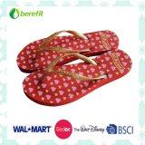 PE Slippers delle donne con il PVC Straps