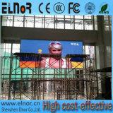 높은 정의 P5 까만 SMD LED 영상 벽 전시