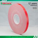 De Elastische Band van Repositionable van Sh361/AcrylBand voor het Houten Plastic Verzegelen Somitape van het Metaal